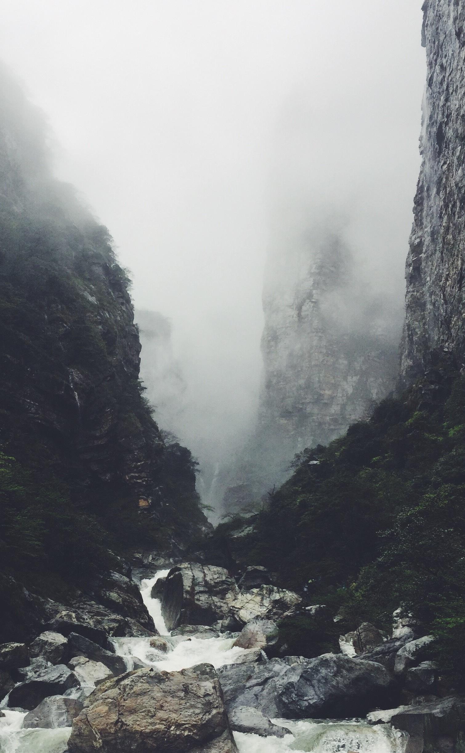 Clean Mountain Air